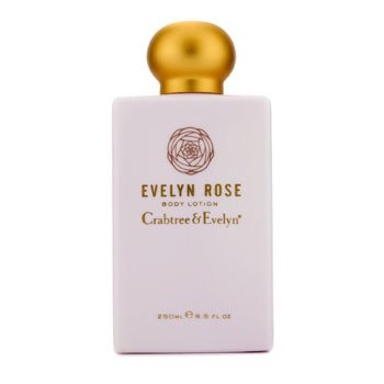 Crabtree & Evelyn Evelyn Rose Loci�n Corporal  250ml/8.5oz