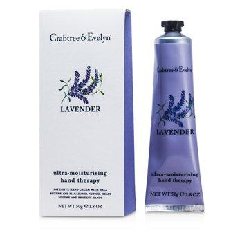 Crabtree & Evelyn Lavender Terapia Ultra Hidratante Manos  50g/1.8oz
