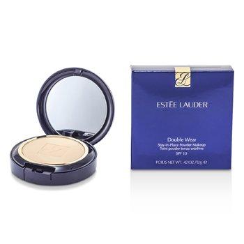 Estee Lauder Nuevo Double Wear Stay In Place Maquillaje en Polvo SPF10 - No. 07 Ivory Beige (3N1)  12g/0.42oz