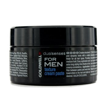 Goldwell Dual Senses For Men Texture Cream Paste  100ml/3.4oz