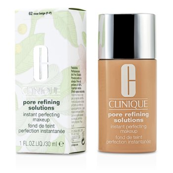 Clinique Pore Refining Solutions Instant Perfecting Maquillaje- # 62 Rose Beige (F-P)  30ml/1oz