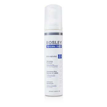 Bosley Professional Strength Bos Revive Tratamiento Volumen (Cabellos visiblemente finos y no teñidos)  200ml/6.8oz