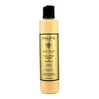 Philip B Oud Royal Forever Shine Champú con MegaBounce  220ml/7.4oz