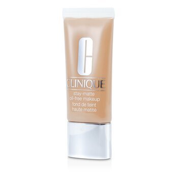 Clinique Stay Matte Oil Free Makeup - # 11 Honey (MF-G)  30ml/1oz