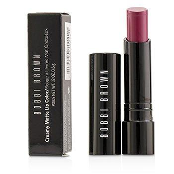 Bobbi Brown Creamy Matte Lip Color - # 11 Razzberry  3.6g/0.12oz