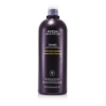Aveda Invati Exfoliating Shampoo (For Thinning Hair)  1000ml/33.8oz