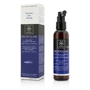 Apivita Hair Loss Treatment With Lupin & Rosemary - For Men  150ml/5.1oz