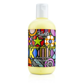 Kiehl's Creme De Corps Body Moisturizer (Limited Edition)  250ml/8.4oz