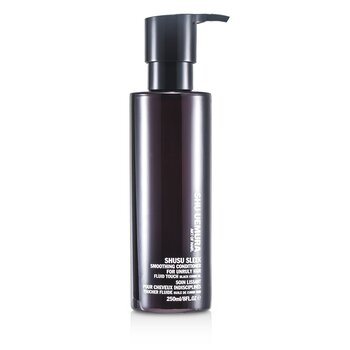 Shu Uemura Shusu Sleek Smoothing Conditioner (For Unruly Hair)  250ml/8oz