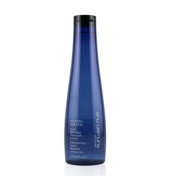 Shu Uemura Muroto Volume Pure Lightness Champú (Cabello Fino)  300ml/10oz