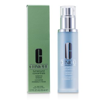 Clinique Turnaround Concentrate Renovador de Resplandor  50ml/1.7oz
