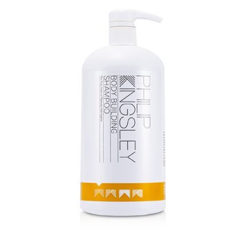 Philip Kingsley Body Building Champú (Cabellos Finos y Volátiles)  1000ml/33.8oz