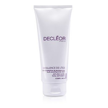 Decleor Excellence De L'Age Youth Revealing Krem til Kroppen (Salongprodukt)  200ml/6.7oz