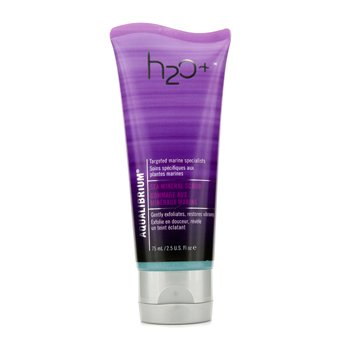 H2O+ AqualibriumSea Mineral Scrub (New Packaging)  75ml/2.5oz