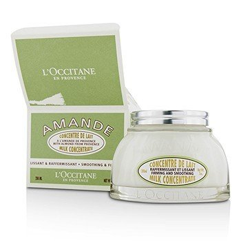 L'Occitane Almond Milk Concentrate (Caixa levemente danificada)  200ml/7oz