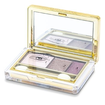 Estee Lauder Pure Color Instant Intense Eyeshadow Trio - # 08 Sterling Plums  2g/0.07oz