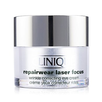 Clinique Creme Para os Olhos Anti-Ruga Repairwear Laser Focus Wrinkle Correcting  15ml/0.5oz