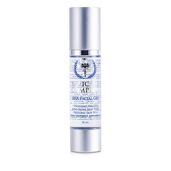 Clinicians Complex AHA Facial Gel  50ml/1.7oz