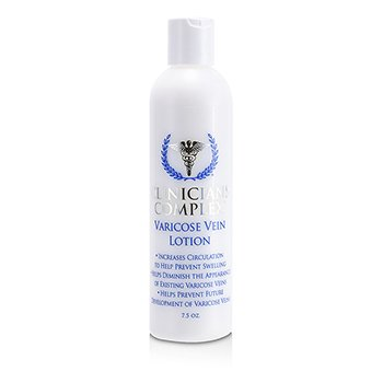 Clinicians Complex Varicose Vein Lotion  225ml/7.5oz