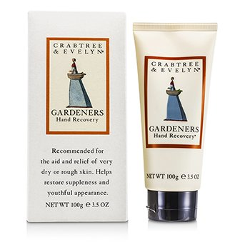 Crabtree & Evelyn Gardeners Hand Recovery  100g/3.5oz