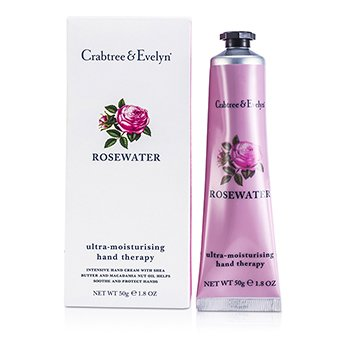 Crabtree & Evelyn Rosewater Ultra-Moisturising Hand Therapy  50g/1.8oz