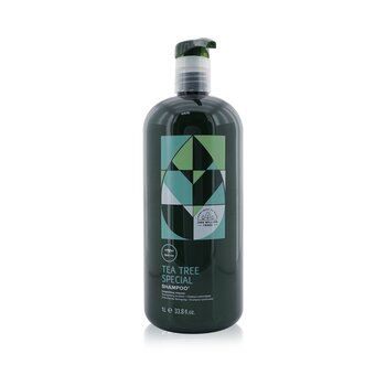 Paul Mitchell Tea Tree Special Champú (Limpiador Vigorizante)  1000ml/33.8oz