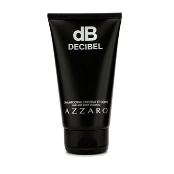 Loris Azzaro Decibel Hair & Body Shampoo  150ml/5oz