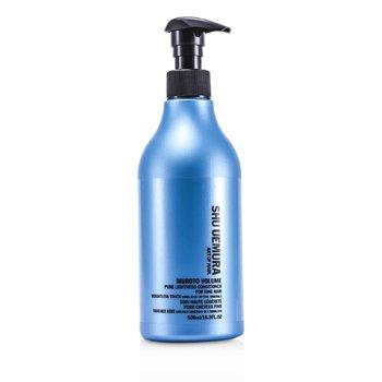Shu Uemura Muroto Volume Pure Lightness Conditioner (For Fine Hair) (Salon Product)  500ml/16.9oz