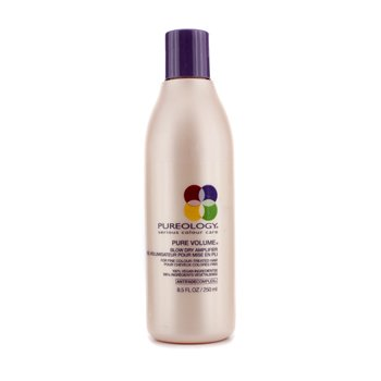 Pureology Pure Volume Blow Dry Amplifier (For Fine Colour-Treated Hair)  250ml/8.5oz