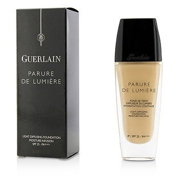 Guerlain Parure De Lumiere Light Diffusing Fluid Foundation SPF 25 - # 12 Rose Clair  30ml/1oz