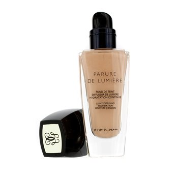 Guerlain Parure De Lumiere Light Diffusing Fluid Foundation SPF 25 - # 13 Rose Naturel  30ml/1oz