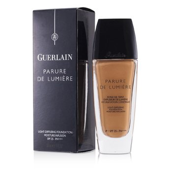 Guerlain Parure De Lumiere Light Diffusing Fluid Foundation SPF 25 - # 24 Dore Moyen  30ml/1oz