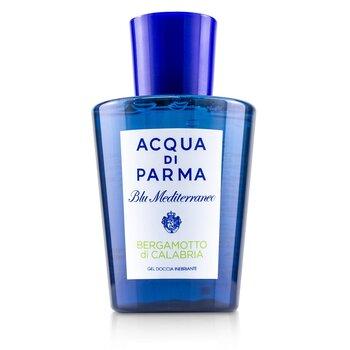 Acqua Di Parma Blu Mediterraneo Bergamotto Di Calabria Exhilarating Gel de Ducha (Embalaje Nuevo)  200ml/6.7oz