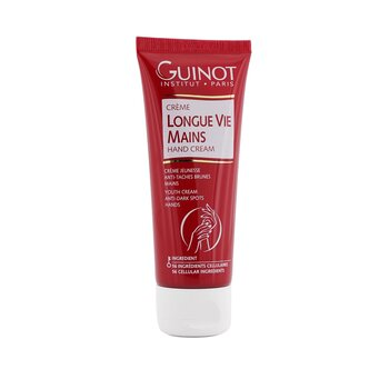 Guinot บำรุงมือ Multi-Action Vital Hand Care  75ml/2.5oz