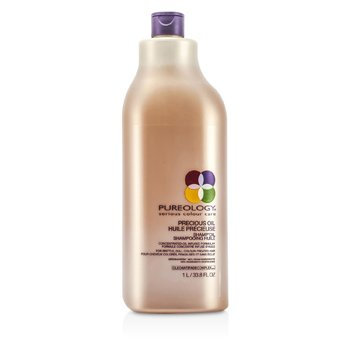 Pureology Precious Oil Shamp'Oil (For Brittle, Dull Colour-Treated Hair)  1000ml/33.8oz