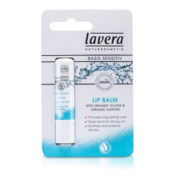 Lavera Basis Sensitiv Lip Balm  4.5g/0.15oz