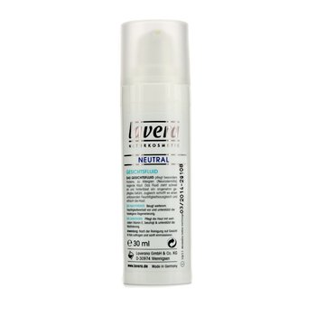 Lavera Fluido Facial Neutro 60138  30ml/1oz