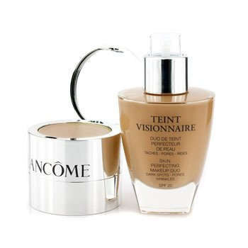Lancome Teint Visionnaire Skin Perfecting Make Up Duo SPF 20 - # 045 Sable Beige  30ml+2.8g