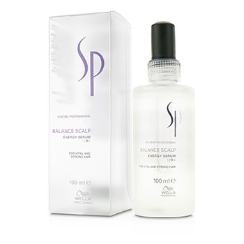 Wella Serum do włosów Wella SP Balance Scalp Energy Serum (For Vital and Strong Hair)  100ml/3.4oz