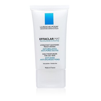 La Roche Posay Effaclar Mat Daily Moisturizer (New Formula, For Oily Skin)  40ml/1.35oz