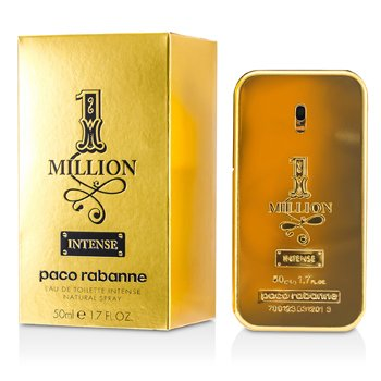Paco Rabanne One Million Intense Eau De Toilette Spray  50ml/1.7oz