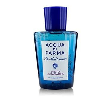Acqua Di Parma Blu Mediterraneo Mirto Di Panerea Възстановяващ Душ Гел (Нова Опаковка)  200ml/6.7oz