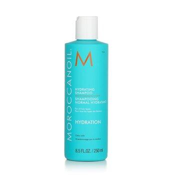 Moroccanoil Nemlendirici Şampuan (Tüm Saç Tipleri için)  250ml/8.5oz