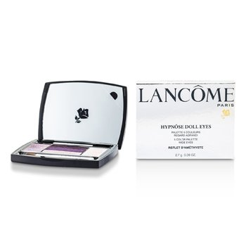 Lancôme Estojo de sombras Hypnose Doll Eyes 5 Color Palette - # DO2 Reflet D'Amethyste  2.7g/0.09oz