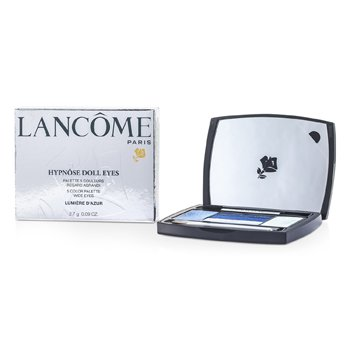 Lancôme Estojo de sombras Hypnose Doll Eyes 5 Color Palette - # DO4 Lumiere D'Azur  2.7g/0.09oz