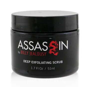 Billy Jealousy Assassin mélyhámlasztó bőrradír  51ml/1.7oz