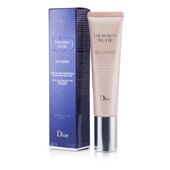 Christian Dior Diorskin Nude BB Creme Nude Glow Skin Perfecting Beauty Balm SPF 10 - # 003 (Medium)  30ml/1oz