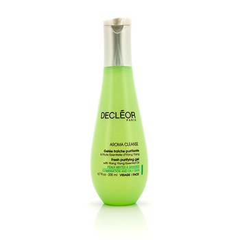 Decleor Gel Aroma Cleanse Fresh Purifying (pele mista & oleosa)  200ml/6.7oz
