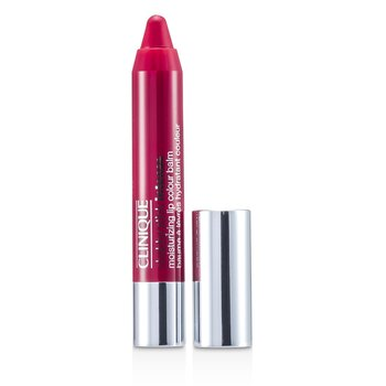 Clinique Intensywnie barwiący błyszczyk do ust w kredce Chubby Stick Intense Moisturizing Lip Colour Balm - No. 3 Mightiest Maraschino  3g/0.1oz