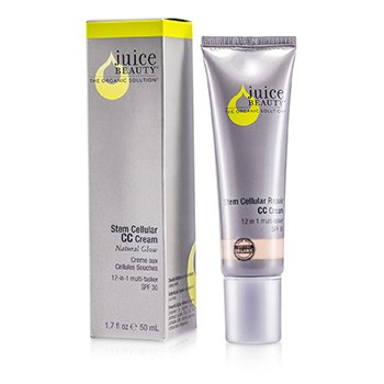Juice Beauty Stem Cell Repair CC Crema SPF 30 - # Natural Glow  50ml/1.7oz